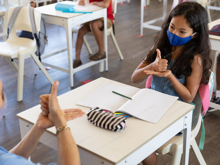 Learning ASL is your Best Back to School Strategy