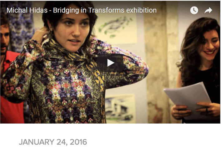 BRIDGING IN TRANSFORMS EXHIBITION
