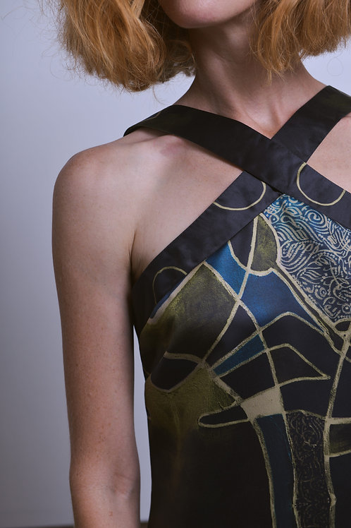 Manar Dress