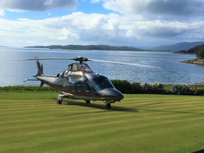 A breath of fresh air for helicopter travel