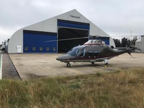 Apollo's new southern England base