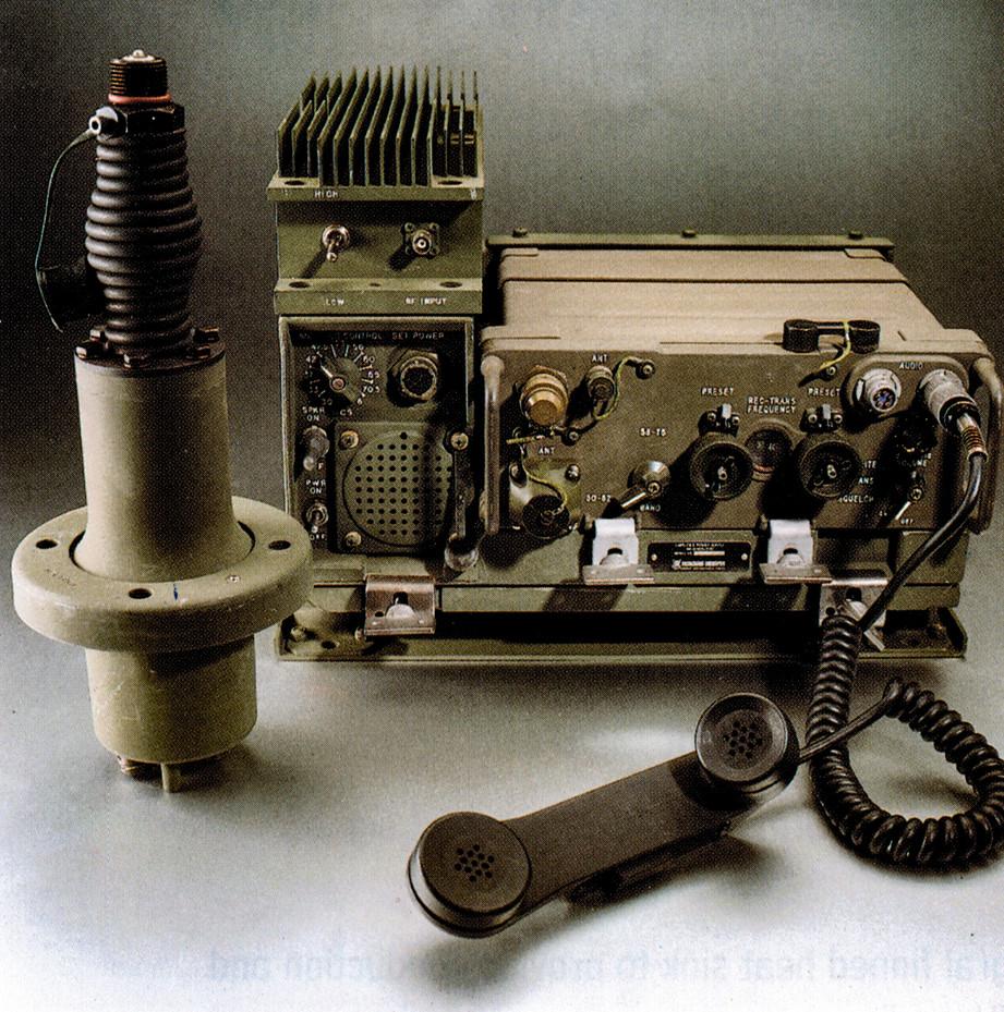 AN/PRC-77 Radio
