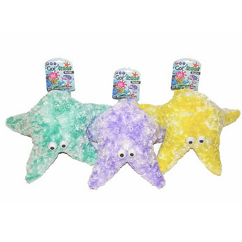 Gor Pets Reef Starfish Dog Toy