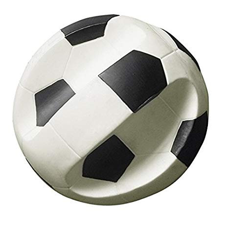 Gor Pets Vinyl Super Soccer Ball Toy