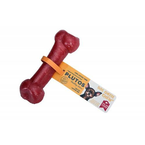 Plutos Cheese & Beef Chew - Small
