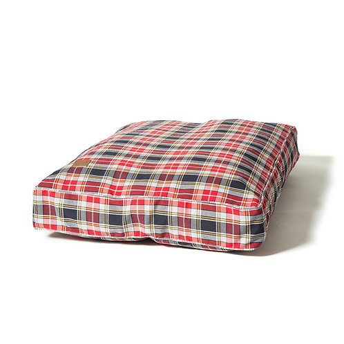 Danish Design Lumberjack Box Duvet Beds - Red/Grey