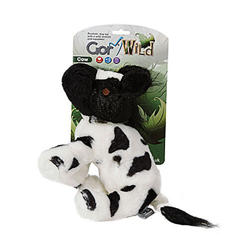 Gor Pets Wild Cow Toy