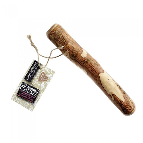 Green & Wilds Olivewood Chew - Large