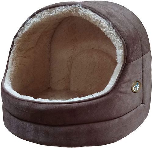 Gor Pets Nordic Hooded Bed - Small