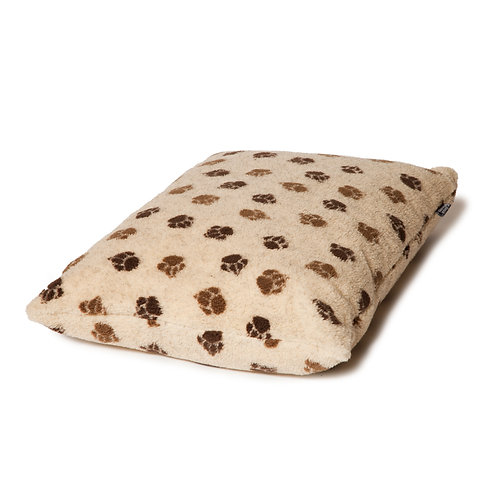 Danish Design Sherpa Fleece Beige Deep Duvet Dog Bed