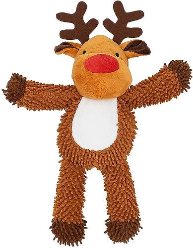 GoodBoy Christmas Dog Toys - Moppy Reindeer 31cm