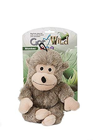 Gor Pets Wild Monkey Toy