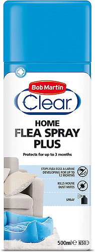 Bob Martin Clear Home Flea Spray Plus, 500ml