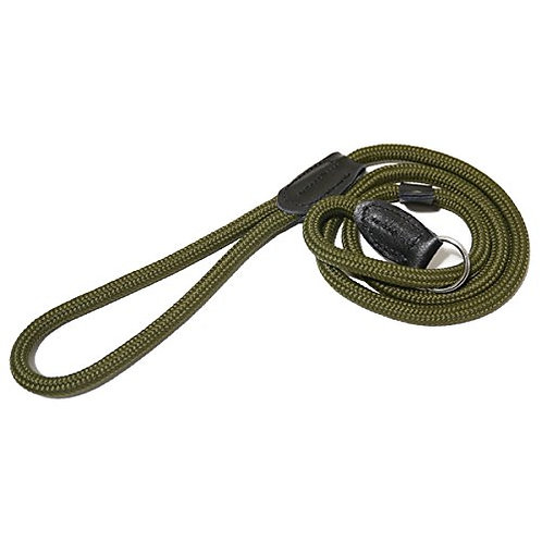 Rosewood Rope Twist Slip Lead, Green