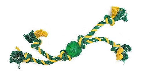 Gor Pets Tugs Quad Tug Ball Toy