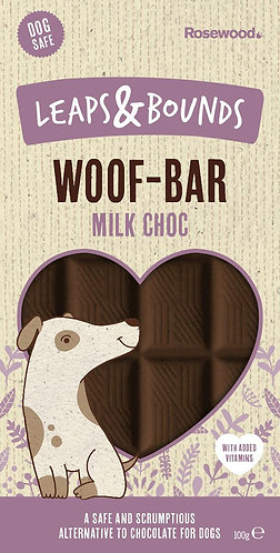 Rosewood Leaps & Bounds Chocolate Bar 100g