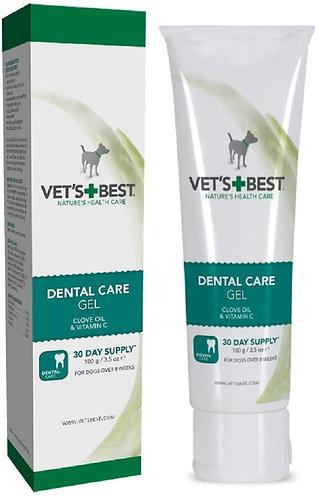 Vet's Best Dental Gel Toothpaste for Dogs, 100 g
