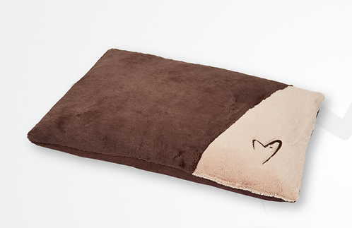 Gor Pets Dream Comfy Cushion Bed - Sandalwood