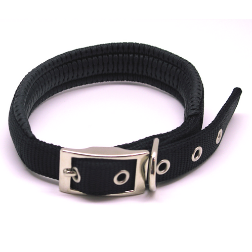 Rosewood Classic Soft Protection Collar - Black