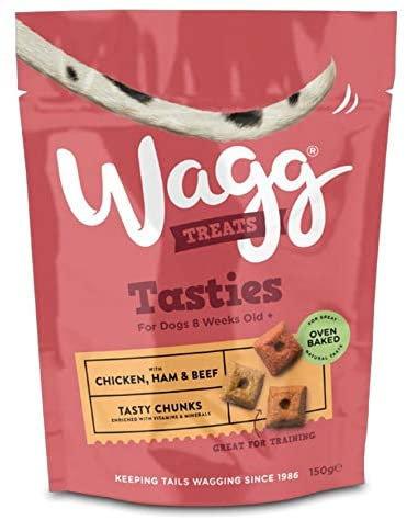 Wagg Tasty Chunks 150g