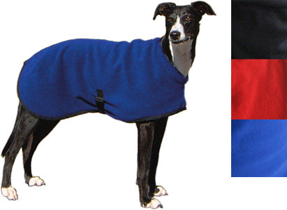 Hotterdog by Equafleece Water-Repellant Fleece Coat