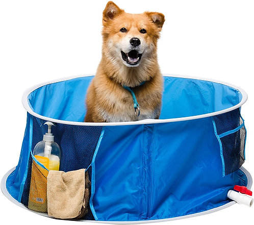 Coco Jojo Dog Pool Bath Medium