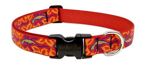 Lupine Originals Go Go Gecko Collar