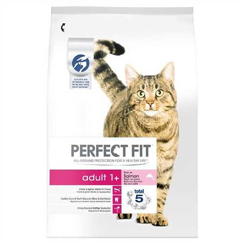 Perfect Fit Cat Complete Adult 1+ Salmon 2.8kg