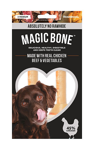 Rosewood Magic Bone - Medium