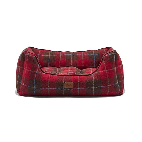 Joules Heritage Tweed Box Bed - Small