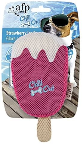 All For Paws Chill Out Strawberry Ice Cream