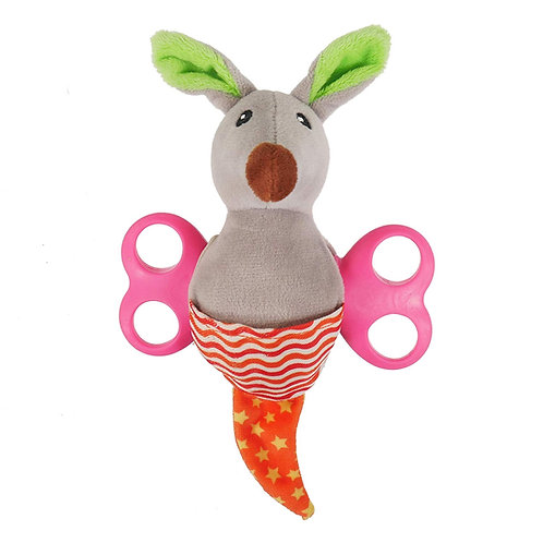 Rosewood Little Nippers Rascal Roo Dog Toy