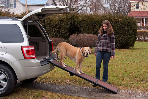 Pet Gear Travel Light Tri-Fold Dog Ramp