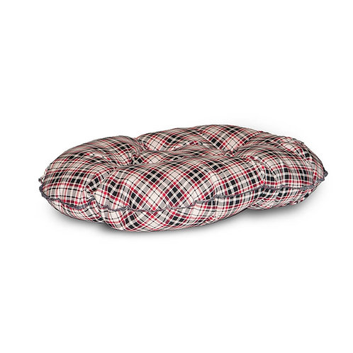 Danish Design Classic Check Quilted Mattress Dog Bed