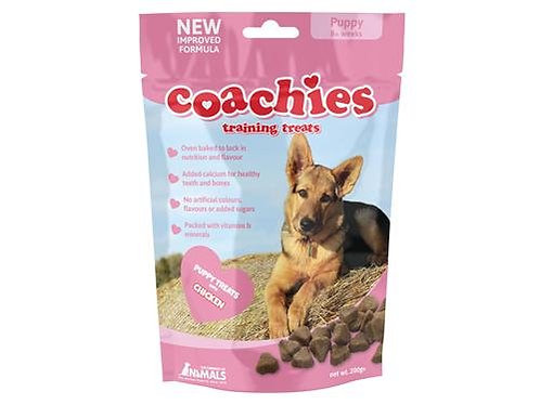 Coachies Puppy Training Treats Chicken 200g