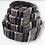 Thumbnail: Gor Pets Camden Deluxe Bed - Purple Check