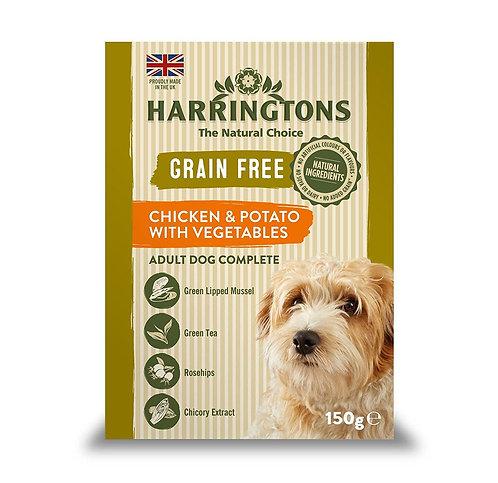 Harringtons Complete Wet Chicken & Potato 150g