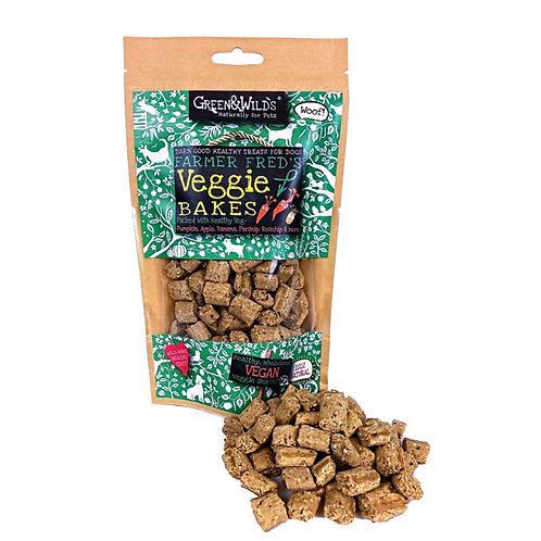 Green & Wilds Veggie Bakes