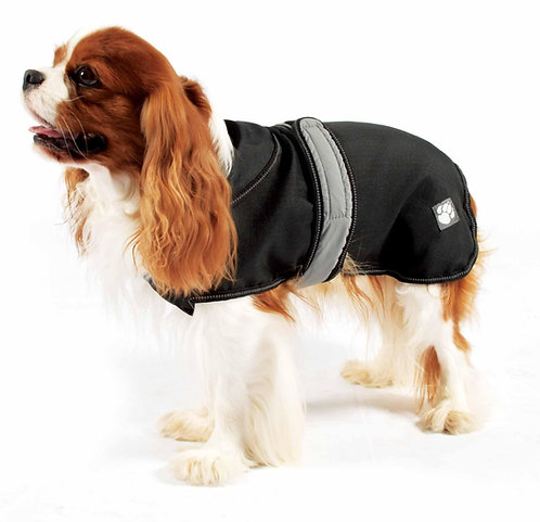 Danish Design Ultimate 2in1 Dog Coat - Black