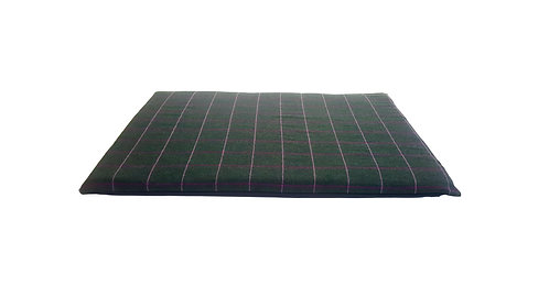 Gor Pets Kensington Tweed Comfy Mat Medium Green