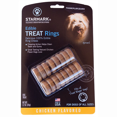 Starmark Treat Rings Replacement Treats