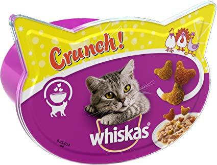Whiskas Crunch 100g
