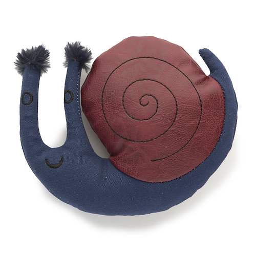 Danish Design Samuel Snail Dog Toy