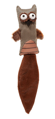 Danish Design Seymour Squirrel Dog Toy