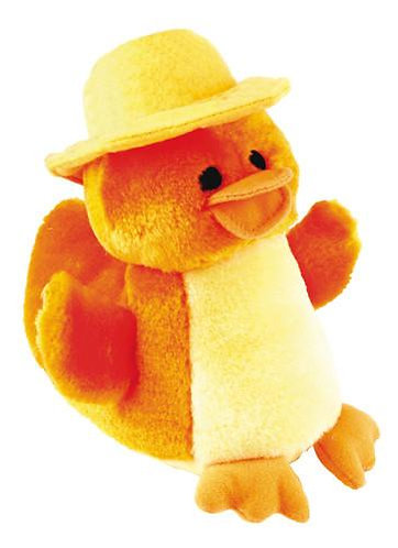 Gor Pets Hugs Quack Ducking Toy