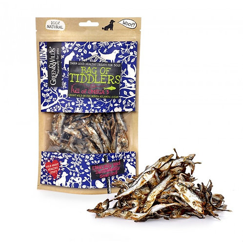 Green & Wilds Bag of Tiddlers 75g