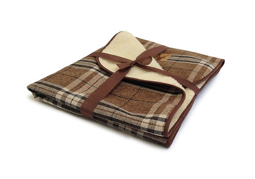 Danish Design Newton Truffle Blanket Throw