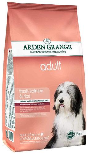 Arden Grange Salmon & Rice 6kg