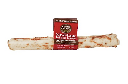 Earth Animal No Hide Beef Large Chew