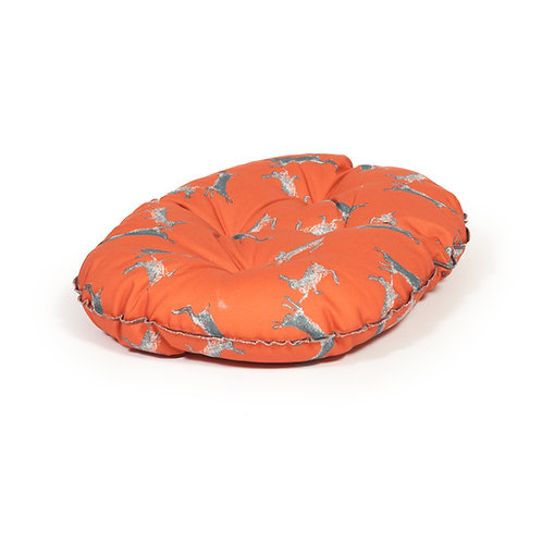 Danish Design Woodland Hare Quilted Mattress